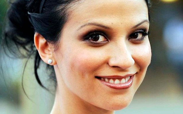 "Actress Navi Rawat of ""Numb3rs"" is 39. (Associated Press: Chris Pizzello)"