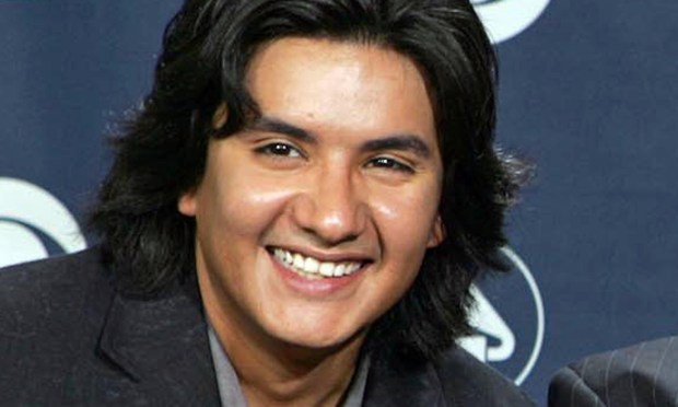 Bassist JoJo Garza of Los Lonely Boys is 36. (Associated Press: Reed Saxon)