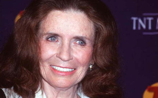 Original Americana musician and singer-songwriter June Carter Cash was born on this day in 1929. The Grammy winner and part-time actress died in 2003. (Getty Images: Robin Platzer)