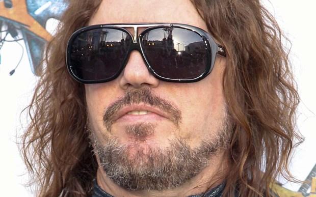 Keyboardist Dizzy Reed of Guns N' Roses is 53. (Associated Press: Paul A. Hebert)