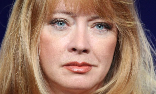 Soap star Andrea Evans is 59. (Getty Images: Frederick M. Brown)