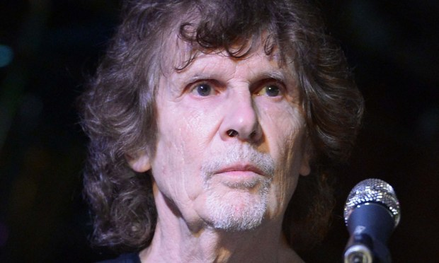 "Singer Rod Argent of the '60s band The Zombies -- ""She's Not There,"" ""Tell Her No,"" ""Time of the Season"" -- is 71. His later band Argent also produced the hit ""Hold Your Head Up"" (even if you've got a bat in the cave.) (Getty Images: Rick Diamond)"