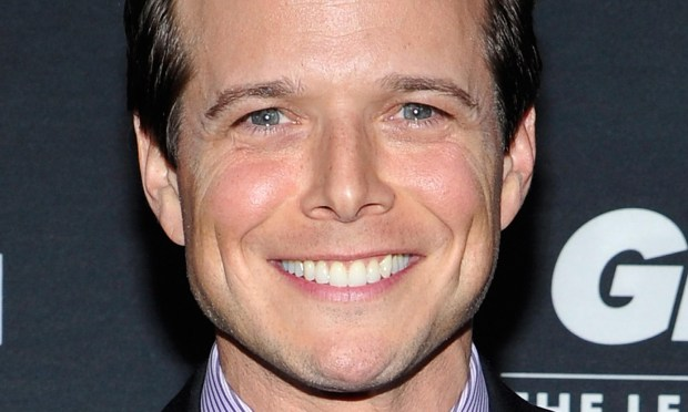 "Actor Scott Wolf of ""Party of Five"" is 48. (Getty Images: John Sciulli)"