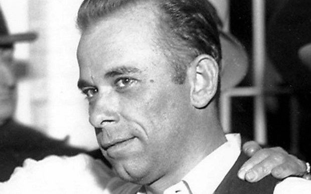 Gangster John Dillinger was born on this day in 1903. He was the most high-profile of the gangland era thugs and killers who found refuge in St. Paul in the 1930s. He was shot and killed by Chicago police on July 22, 1934. He was 31. (Associated Press file photo)
