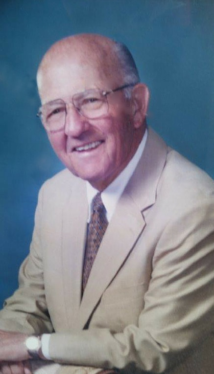 "Howard ""Mike"" Abbott, founder of Abbott Paint & Carpet, died May 31 after a long struggle with Parkinson's disease. He was 91. (Courtesy photo)"