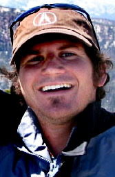 Jon Francis went missing July 15, 2006 while hiking in the Sawtooth Mountains of Idaho. A wilderness searcher found his remains a little more than a year later, on July 24, 2007; he had fallen to his death from the north face of a mountain known as the Grand Mogul. At the time he disappeared, Jon, 24, was working at Luther Heights Bible Camp near Ketchum, Idaho. He also was a youth minister in Ogden, Utah. (Courtesy photo)