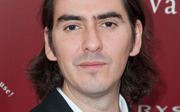 Musician Dhani Harrison of the band Fistful of Mercy is 38. He's a chip off the old block, isn't he? Son of the late former Beatle George Harrison. (Getty Images: Valerie Macon)