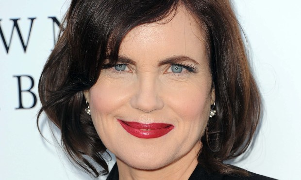 "Actress Elizabeth McGovern is 55 and her career is in resurgence in the United States (she lives in Britain) for her role as American heiress Cora Crawley, Countess of Grantham, in PBS's ""Downtown Abbey."" (Getty Images: Angela Weiss)"