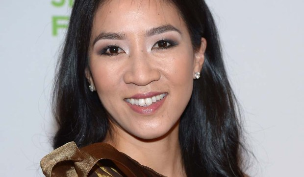 Olympic medal-winning figure skater Michelle Kwan is 36. (Getty Images: Michael Loccisano)