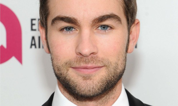 Actor and Gossip Boy Chace Crawford is 31. (Getty Images: Jamie McCarthy)