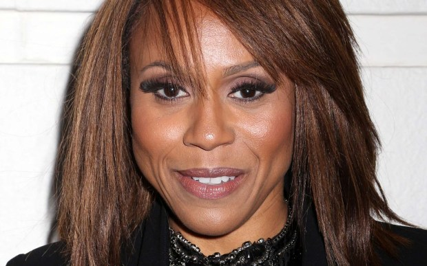 Singer Deborah Cox is 42. (Associated Press: Greg Allen)