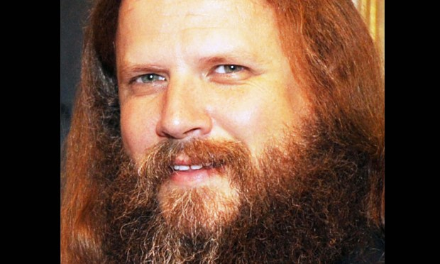 Country singer Jamey Johnson is 41. (Getty Images: Rick Diamond)