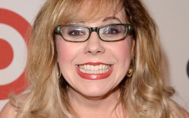 """Actress Kirsten Vangsness of """"Criminal Minds"""" is 44. (Getty Images: Jason Merritt)"""