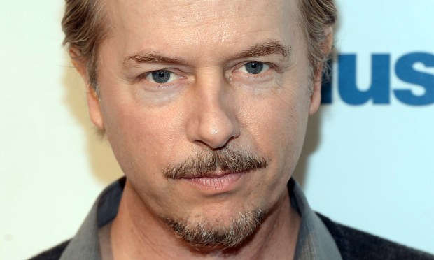 "Actor-comedian David Spade -- ""Tommy Boy,"" ""Grownups"" and TV's ""Just Shoot Me"" -- is 52. (Getty Images: Theo Wargo)"