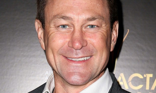 "Actor Grant Bowler -- ""True Blood,"" ""Ugly Betty"" -- is 48. (Getty Images: Imeh Akpanudosen)"
