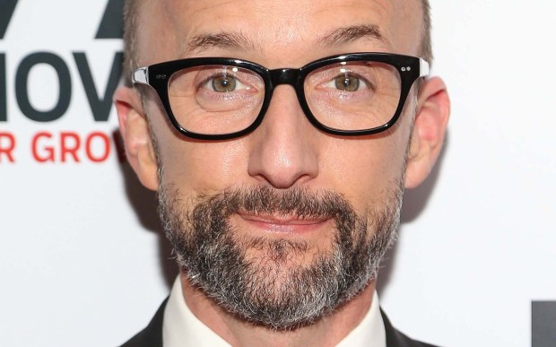 """Actor Jim Rash of """"Community"""" is 45. He also won Golden Globe and Oscar nomination for his co-written screenplay for the 2011 film """"The Descendants."""" (Getty Images: Imeh Akpanudosen)"""