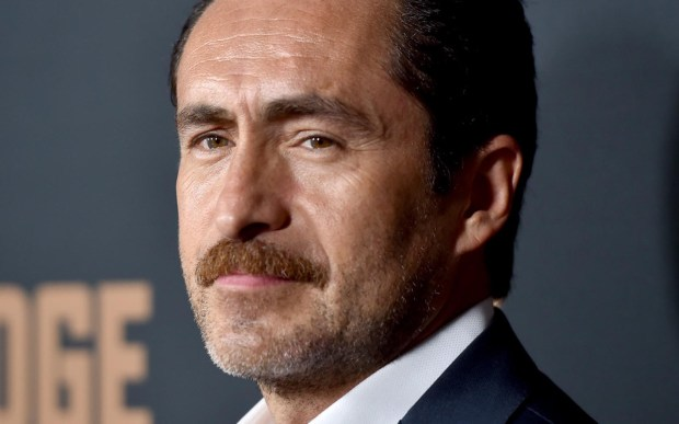 "Actor Demian Bichir -- ""The Bridge,"" ""Weeds"" -- is 53. (Getty Images: Alberto E. Rodriguez)"