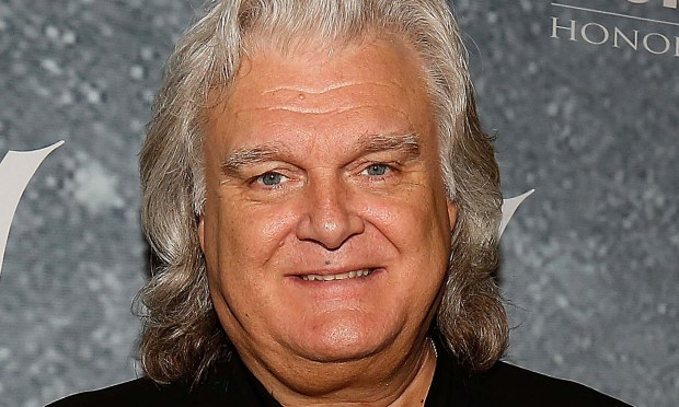 Grammy-winning country and bluegrass singer and mandolin player (among other instruments) Ricky Skaggs is 62. (Getty Images: Ed Rode) NASHVILLE, TN - SEPTEMBER 10: Ricky Skaggs attends the 7th Annual ACM Honors at Ryman Auditorium on September 10, 2013 in Nashville, Tennessee. (Photo by Ed Rode/Getty Images for ACM)