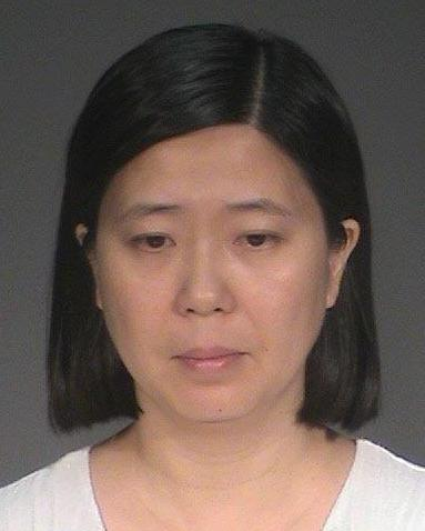 Lili Huang (Photo courtesy Washington County sheriff's office)
