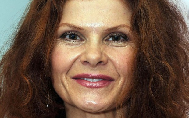 """Actress Lolita Davidovich -- most recently of HBO Canada's """"Good God,"""" with Samantha Bee -- is 55. (Getty Images: Katy Winn)"""
