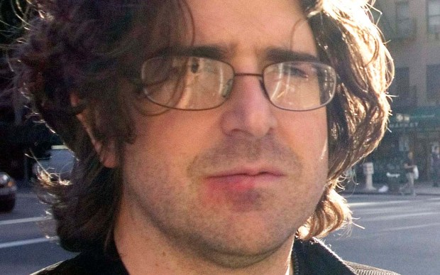 Bassist Lou Barlow -- of the bands Dinosaur Jr., Sebadoh and Folk Implosion -- is 50. (Associated Press: Jim Cooper) Lou Barlow of music group Dinosaur Jr. is photographed in New York on June 6, 2007. (AP Photo/Jim Cooper)