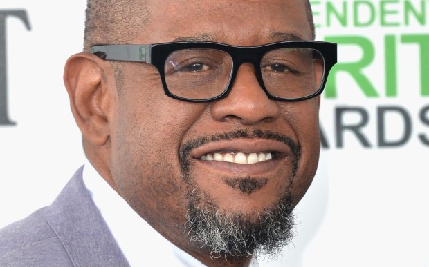 """Actor-director Forest Whitaker -- seen in """"The Last King of Scotland"""" and """"The Crying Game"""" -- is 55. (Getty Images: Alberto E. Rodriguez)"""