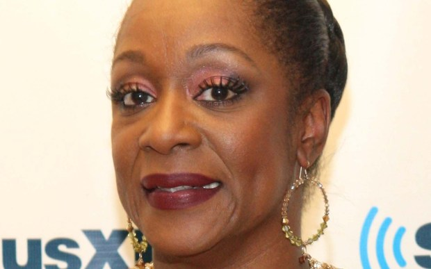 Singer Regina Belle is 53. (Getty Images: Bennett Raglin)