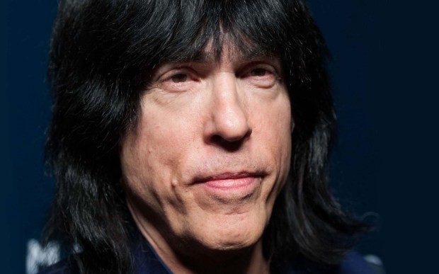 Drummer Marky Ramone -- of the Ramones, Richard Hell and the Voidoids and the Misfits -- is 60. (Getty Images: Valerie Macon)