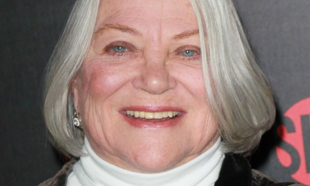 "Actress Louise Fletcher -- frightfully memorable as Nurse Ratchet in ""One Flew Over the Cuckoo's Nest"" but seen most recently in the TV series ""Shameless"" -- is 82. (Getty Images: David Livingston)"