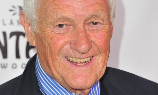 "Actor Orson Bean of ""Dr. Quinn, Medicine Woman"" is 88. (Getty Images: Alberto E. Rodriguez)"