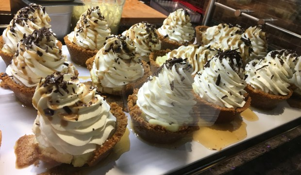 Banana cream pie from Revival. (Pioneer Press: Jess Fleming)