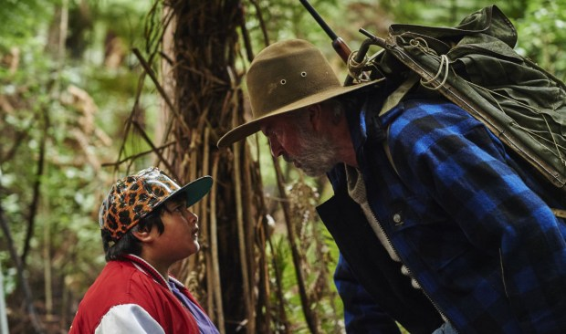 """Sam Neill and Julian Dennison in """"Hunt for the Wilderpeople."""""""