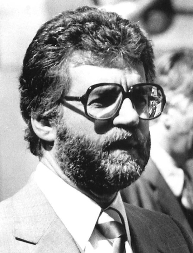 Ron Meshbesher at the time of Marjorie Congdon's trial. (Pioneer Press file photo)