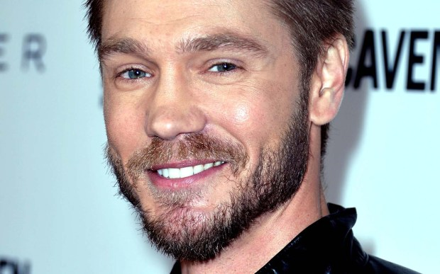 """Actor Chad Michael Murray of the FX series """"Chosen"""" is 35. (Getty Images: Kevin Winter)"""