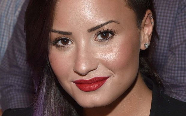 "Singer-actress Demi Lovato of ""The X Factor"" and ""Glee"" is 24. (Getty Images: Ethan Miller)"