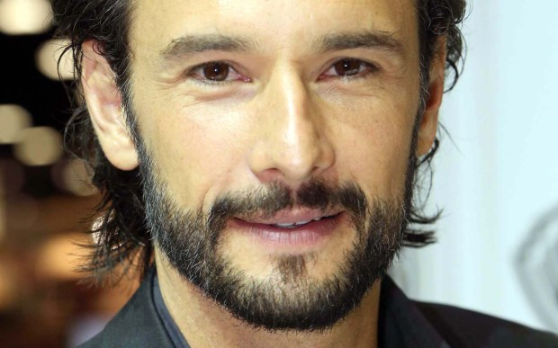 "Brazilian actor Rodrigo Santoro — of ""Lost"" and the movie ""300: The Rise of an Empire"" -- is 41. (Getty Images: Chris Frawley)"