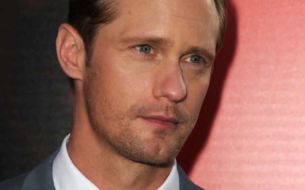 """Swedish actor Alexander Skarsgard of """"True Blood"""" is 40. He'll have the title role in the upcoming movie """"Tarzan."""" (Getty Images: Kevin Winter)"""