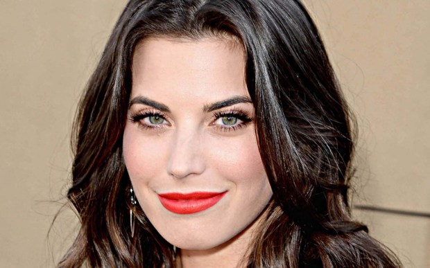 "Actress Meghan Ory of ""Once Upon a Time"" is 34. (Getty Images: Jason Merritt)"