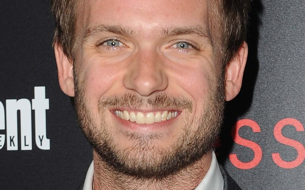 """Actor Patrick J. Adams of TV's """"Suits"""" is 35. (Getty Images: Angela Weiss)"""
