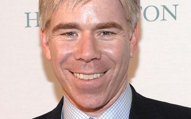 "Newsman David Gregory of ""Meet the Press"" is 46. (Associated Press: Evan Agostini)"