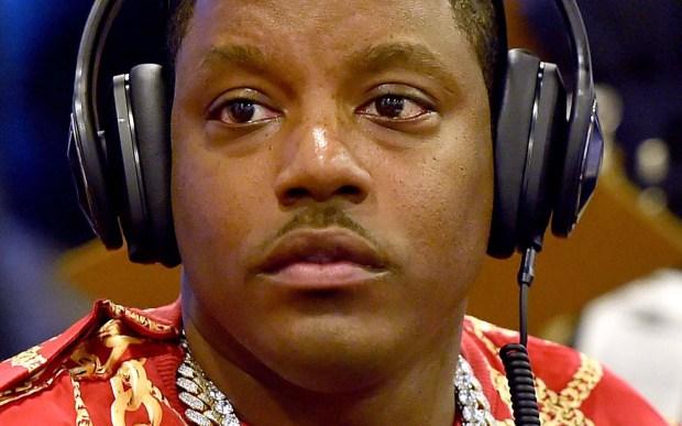 Rapper Mase is 39. (Getty Images: Alberto E. Rodriguez)