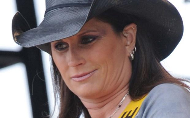 Country singer Terri Clark is 48. (Getty Images: Rick Diamond)