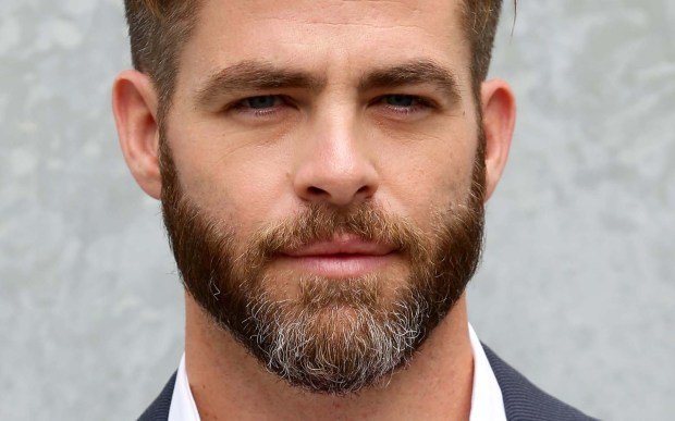 """Actor Chris Pine -- he was Capt. Kirk in the reboot """"Star Trek"""" movies -- is 36. You also might've swooned over him in """"Smokin' Aces"""" or """"Princess Diaries 2."""" (Getty Images: Vittorio Zunino Celotto)"""
