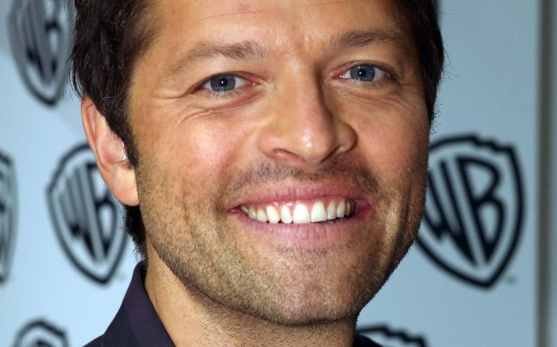 "Actor Misha Collins of ""Supernatural"" is 42. (Getty Images: Chris Frawley)"