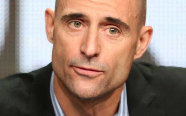 """Actor Mark Strong — """"Tinker Tailor Soldier Spy"""" -- is 53. (Getty Images: Frederick M. Brown)"""