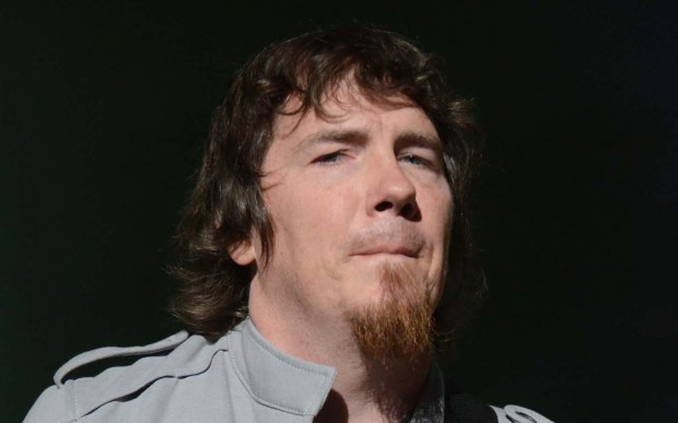 Guitarist Brad Avery of Third Day is 45. (Associated Press: Robb D. Cohen)
