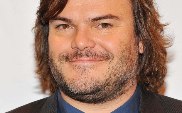 "Actor-singer Jack Black of the rock duo Tenacious D and the movies ""High Fidelity,"" ""School of Rock,"" ""Bernie"" and ""Tropic Thunder"" is 47. (Getty Images: Theo Wargo)"