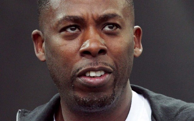 Rapper GZA of Wu-Tang Clan is 50. (Getty Images: Fergus McDonald)