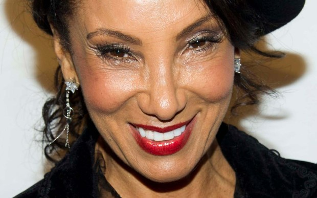 Downtown Julie Brown, from old-school MTV, is 53. (Associated Press: Charles Sykes)