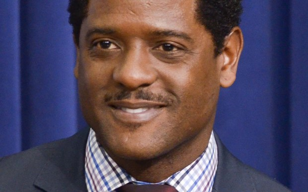 Actor Blair Underwood is 52. (Getty Images: Kris Connor)